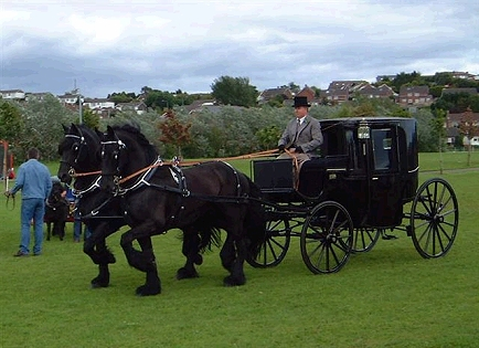 George Fawcett Carriages - Brougham