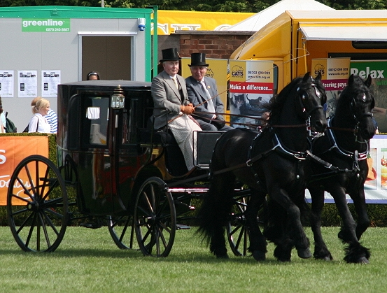 Contact George Fawcett Carriages