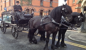 Carriages for Funerals