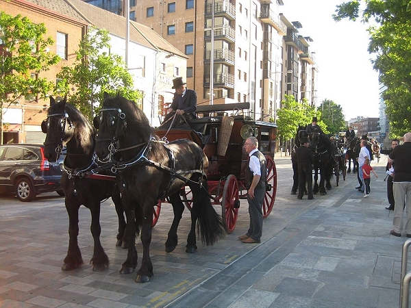 George Fawcett Carriages